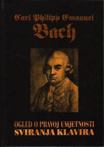 C.Bach: OGLED O PRAVOJ UMJETNOSTI SVIRANJA KLAVIRA