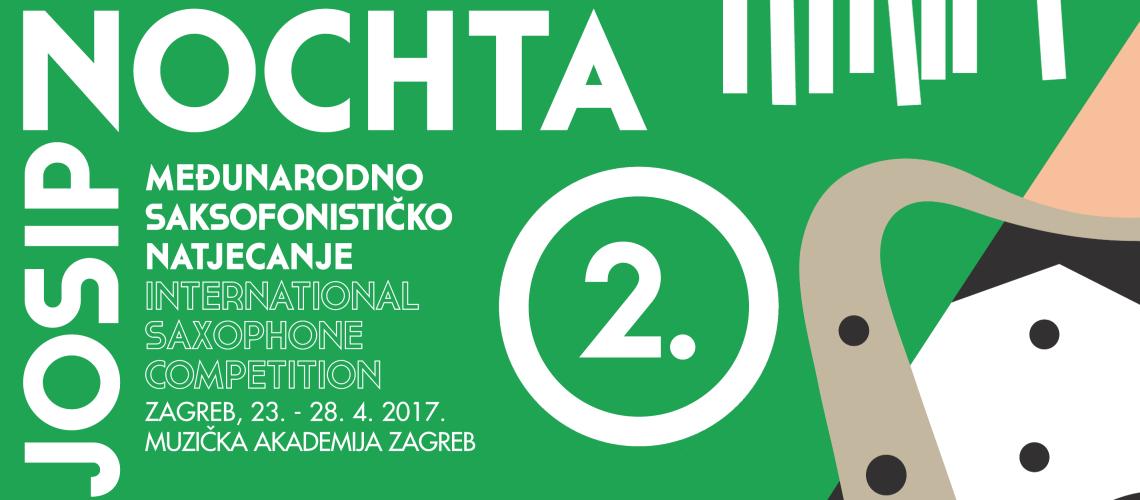 2. International Saxophone Competition Josip Nochta 2017