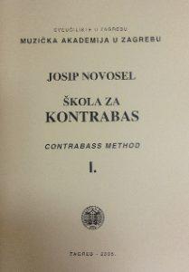 Josip Novosel - Škola za kontrabas