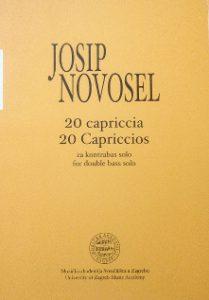 Josip Novosel - 20 Capriccios